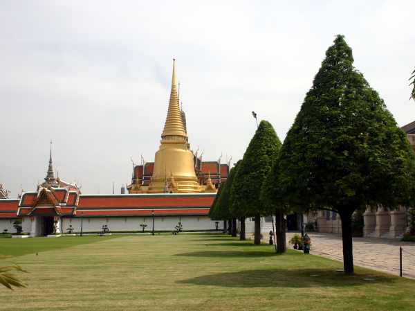 Bangkok's Temple of the Emerald Buddha