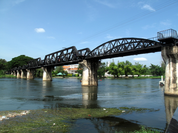 The Bridge on the River Kwai - Thailand For Visitors