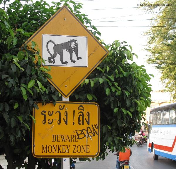 Lopburi Thailand Map.Lopburi Town Thailand For Visitors
