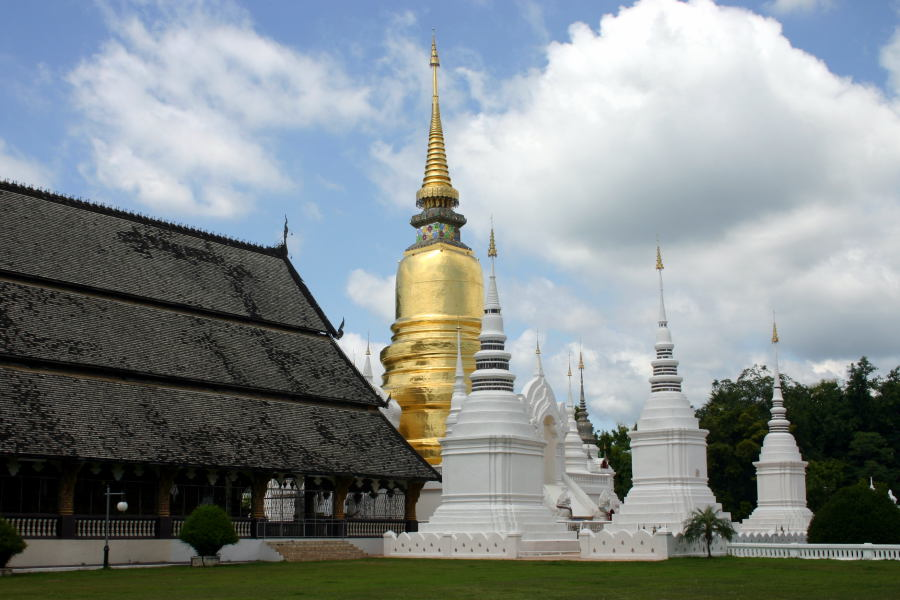 Wat Suan Dok, Chiang Mai - Thailand For Visitors
