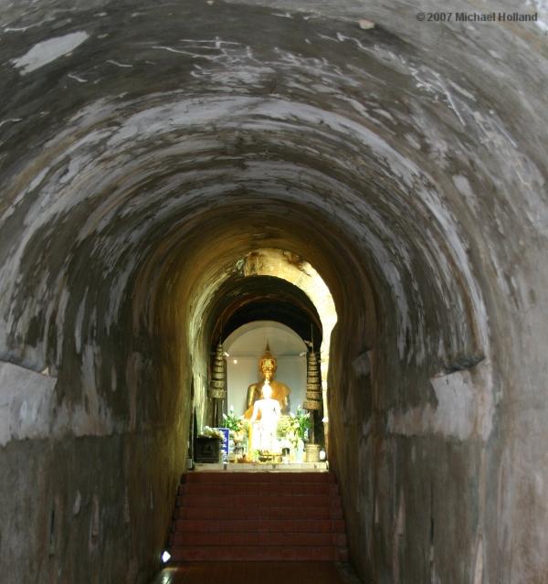 Chiang Mai Temple: Wat Umong, Chiang Mai