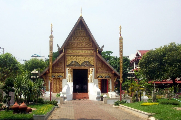 Wat Phra Singh - Thailand For Visitors
