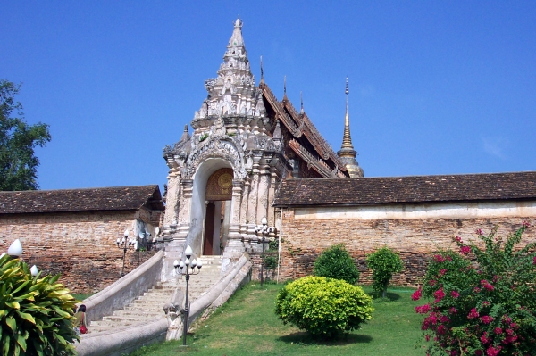 Lampang Luang Thailand  city photo : Wat Phra That Lampang Luang Thailand For Visitors
