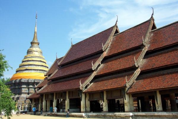 Lampang Luang Thailand  city photos : Wat Phra That Lampang Luang Thailand For Visitors
