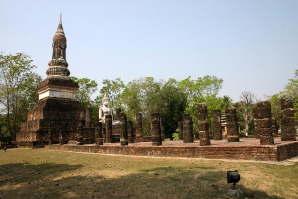 Wat Traphang Ngoen, Sukhothai - Thailand For Visitors